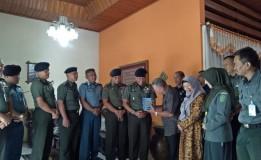 PERAYAAN HUT IKAHI KE 66 TAHUN 2019 DI PENGADILAN MILITER I-06 BANJARMASIN