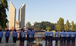 MEMPERINGATI HARI BAKTI TNI AU KE 72