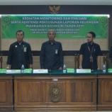 MONITORING DAN EVALUASI SERTA ASISTENSI PENYUSUNAN LAPORAN KEUANGAN MAHKAMAH AGUNG RI TAHUN 2019