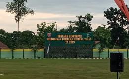 UPACARA PENUTUPAN PENDIDIKAN PERTAMA BINTARA TNI AD TA 2019