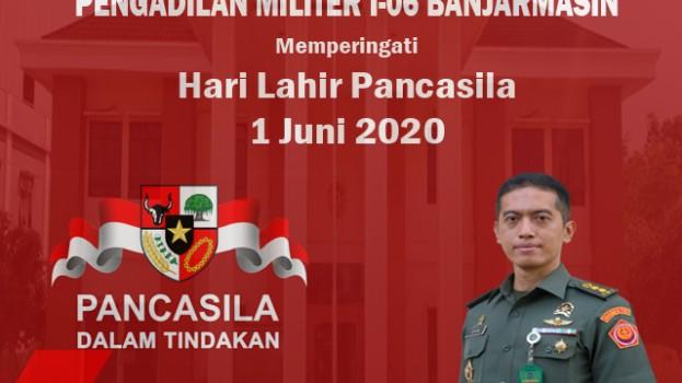 PERINGATAN HARI LAHIR PANCASILA TAHUN 2020
