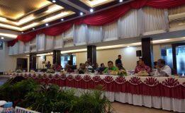 Kunjungan Kerja Komisi III DPR RI