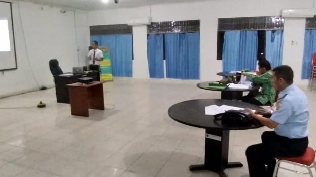SEMINAR RANCANGAN AKTUALISASI PESERTA LATSAR CPNS TAHUN 2019