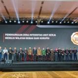 PENGADILAN MILITER I-06 BANJARMASIN RAIH APRESIASI DAN PENGANUGERAHAN ZONA INTEGRITAS MENUJU WBK/WBBM 2019